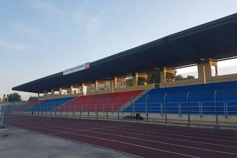 Stadio S.Sabino -Tribuna