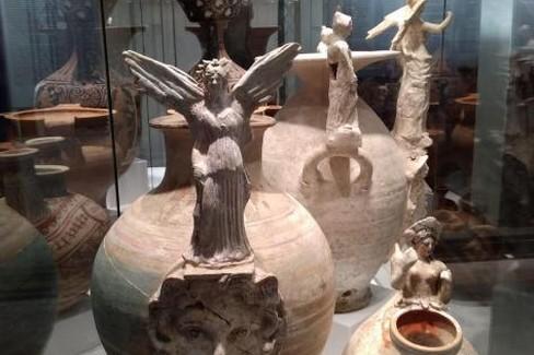 Taranto mostra archeologica