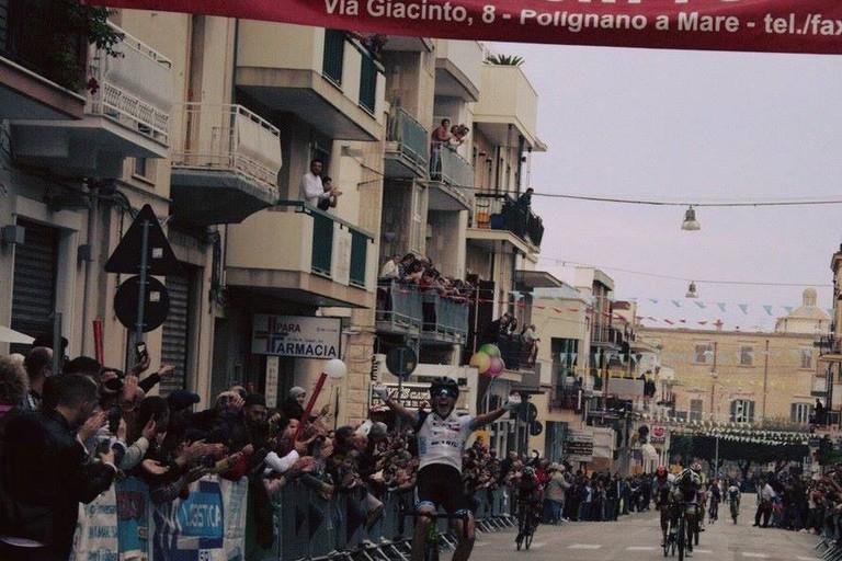 Targa Crocifisso 2018 Vittoria Olei