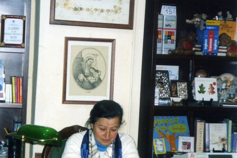 Libraia Teresa Pastore