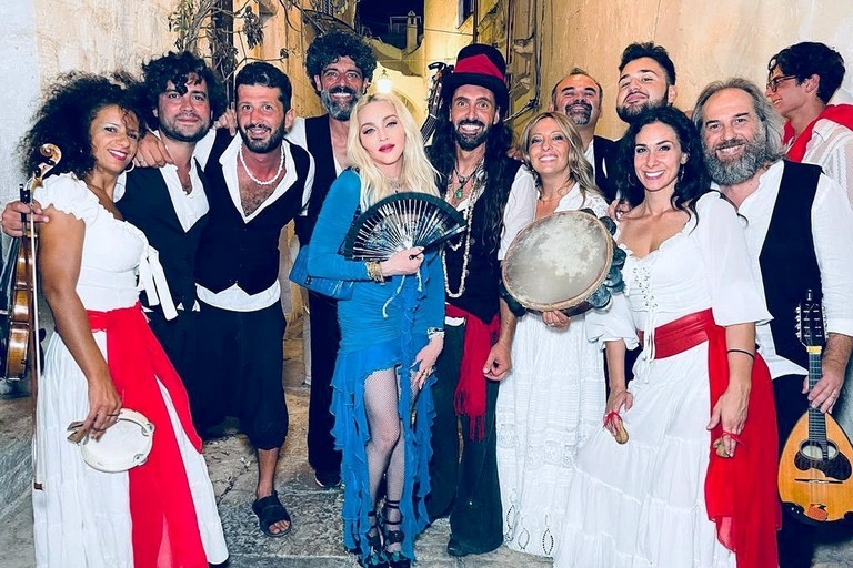 Madonna e Terraross