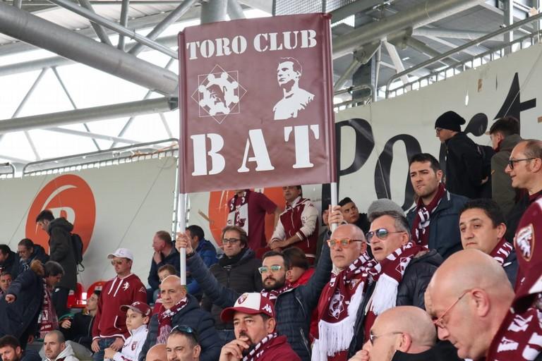 "Toro Club Bat ""Valentina Mazzola"" a Frosinone"