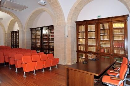 Trani Biblioteca Avvocati