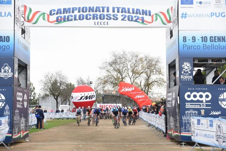 Campionati Italiani Ciclocross  Lecce 2021