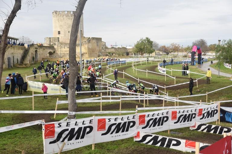 Tricolori Ciclocross Lecce  Parco di Belloluogo